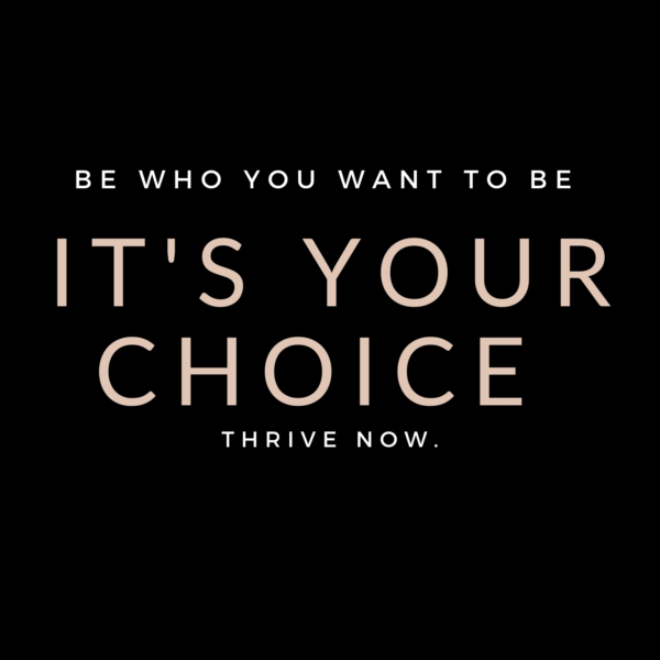 IT'S YOUR CHOICE 1